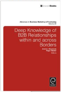 Deep Knowledge of B2B Relationships Within and Across Borders: 20