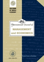 Journal of Management and Economics